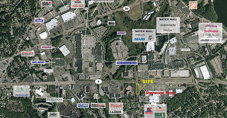 Retail Real Estate Advisors - Properties - 19 South Main Street, Natick, MA