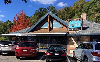 Cafe Nero - 339 Washington Street, Wellesley, MA